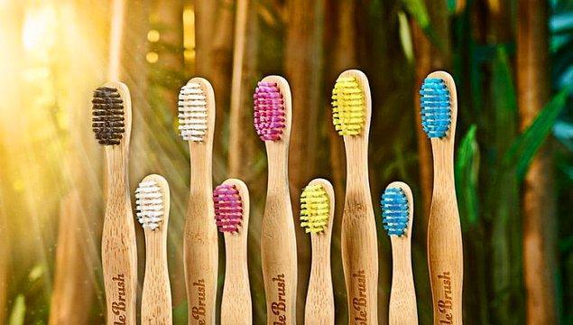 10. Humble Brush ise yine ekolojik hassasiyetleri olanlara göre...