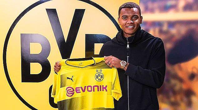 15. Manuel Akanji: 21.5 Milyon Euro (Basel ➡ Borussia Dortmund)