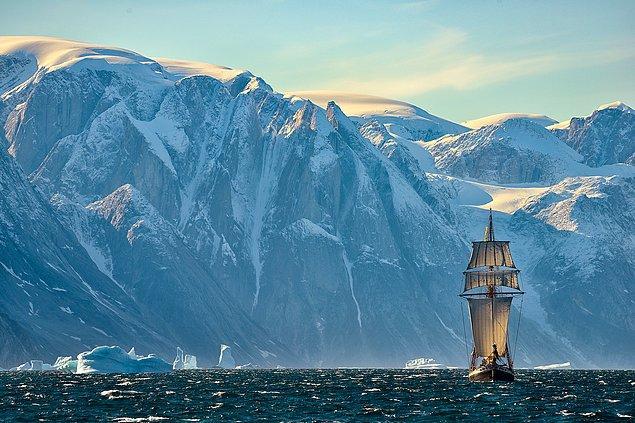14. ABD 1946 yılında Grönland'ı 100 milyon dolar karşılığında satın almak istedi, ama başaramadı.