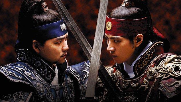 """Hepimiz onu """"Efsane Prens Jumong"""" olarak tanıdık."""
