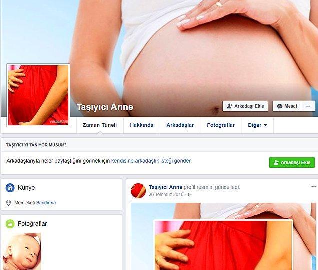 İnternette yüzlerce 'Taşıyıcı Anne' ilanı var