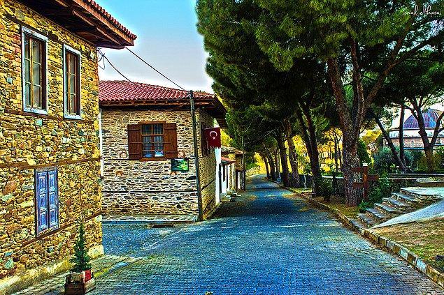 4. Bozdağ'ın serin yamaçlarında yemyeşil bir cennet: Birgi