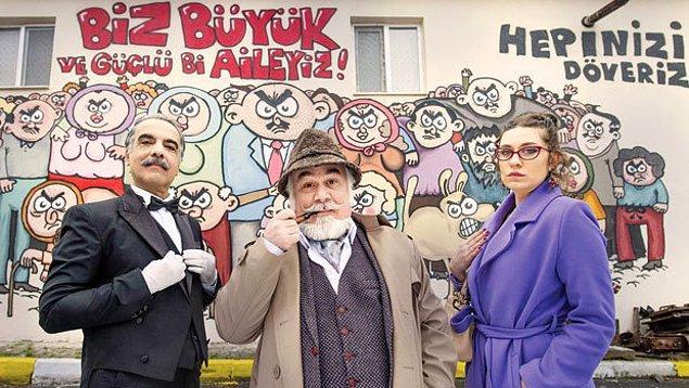 3. İstanbul'da çekilen dizinin her sezonunda 13 bölüm olacak.