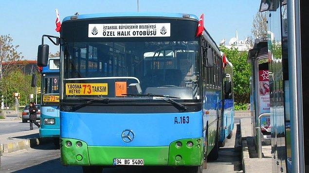"""Halk Otobüsü Şoförü: """"Eğitim verilmiyor!"""""""