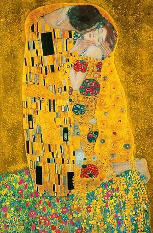 Altın Yaprakları, Parlak Renkleri ve Zarif Erotizmiyle Çağının Ötesinde Bir Ressam: Klimt - onedio.com