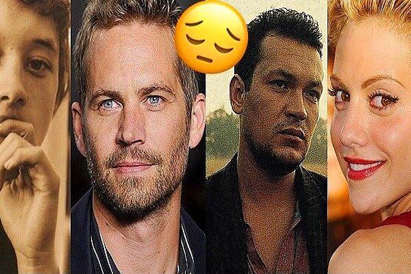 10 блестящих актеров, которые трагически погибли, не увидев своих последних фильмов