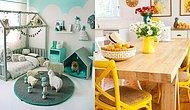 Инста-тренд на красочные кухни распространился на весь дом! А вы готовы к таким ярким переменам?