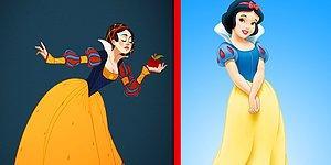 Как принцессы Disney могли выглядеть, если бы их образы создавались с исторической точностью