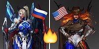 Порочная Америка и дерзкая Россия: 10 стран в образе людей, которых бы вы точно узнали на улице
