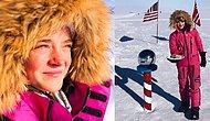 Легендарный ответ на гендерные комментарии от 16-летней лыжницы, побившей мировой рекорд по Полярному хет-трику!