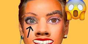 Гибрид Фотошопа из лиц селебрити: А вы сможете узнать звезду всего по одной части лица?
