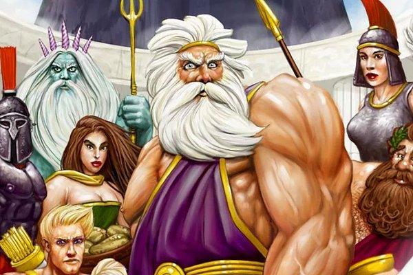 Тест: каким древнегреческим божеством вы могли бы быть?