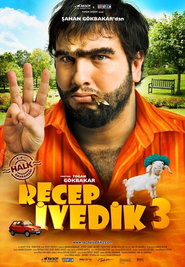 Recep İvedik 3 | 2010 | IMDB / 4,0