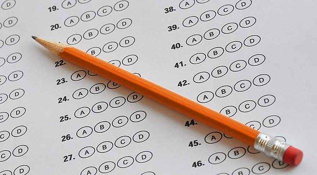 Sınavlar!