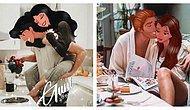 """""""Любите и будьте любимыми"""": талантливый фотограф и иллюстратор из Азербайджана переносит в реальный мир принцесс Диснея"""