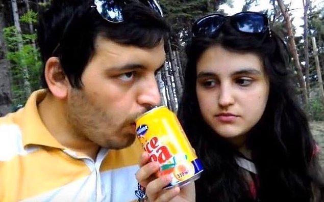 1. Banu ve Mehmet