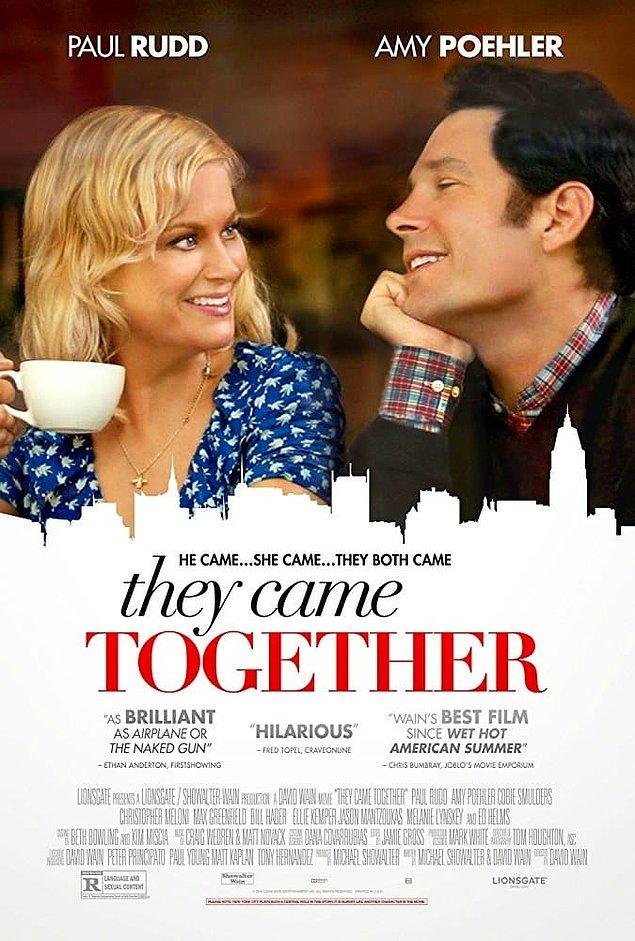 8. They Came Together (2014)