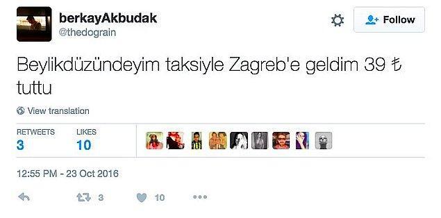 """13. Arkadaşlarının """"Edirne'ye daha yakın"""" konseptli şakalarına maruz kalırsın."""