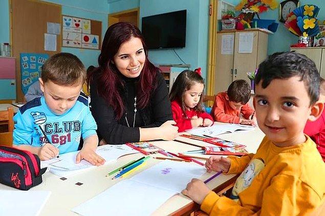 """""""Bunu başaran ilk Türk öğretmen olduğum için çok mutlu ve gururluyum"""""""