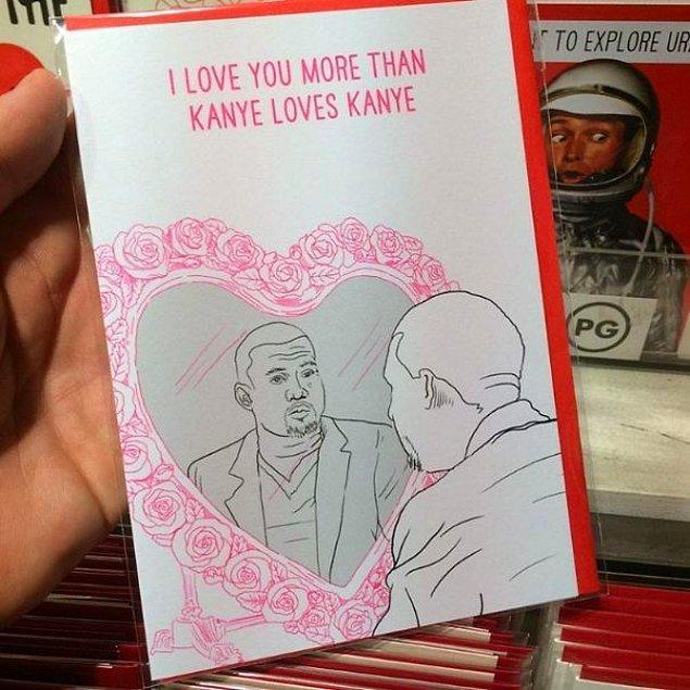 8. En mükemmel Sevgililer Günü kartı!