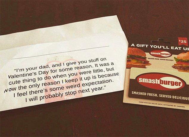 11. Her babanın söylemek istedikleri olabilir...