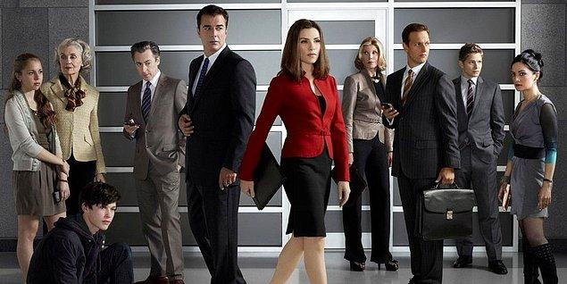 5. The Good Wife (8,3)