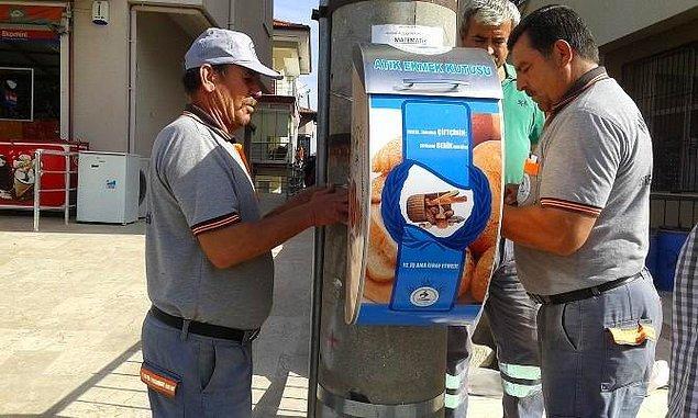 'Yapılan kampanyalar sayesinde yılda 384 milyon adet ekmek çöpe atılmaktan kurtarıldı'