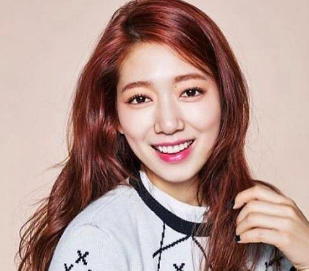 3. Park Shin Hye, Güney Kore