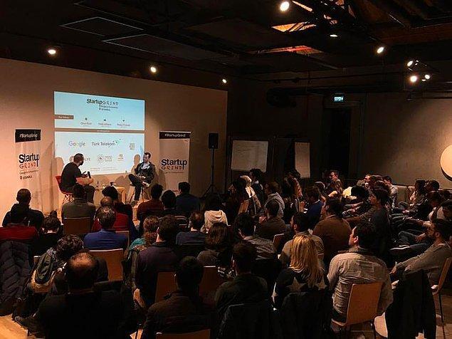 Startup Grind Istanbul, her ay düzenlenen etkinliklerinde birbirinden ünlü konuşmacılar konuk ediyor.