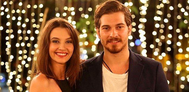 8. Çağatay Ulusoy'un, Neftlix'in ilk Türk dizisinde kendisine eşlik edecek olan partneri için Delibal'daki rol arkadaşı Leyla Lydia Tuğutlu'nun adı geçiyor.