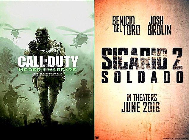 4. Beyaz perdeye uyarlanması istenen oyunlardan biriydi, sonunda gerçekleşti. Call of Duty filmini Sicario 2: Soldado'yu çeken Stefano Sollima yönetecek.