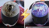 Парад крутых шлемов на Зимних Олимпийских играх в Пхенчхане: 18 скелетонистов, которые запомнились всему миру!