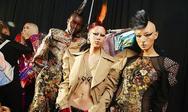 Geçtiğimiz New York Moda Haftası'nın en dikkat çekici defilelerinden birine Güney Koreli tasarımcı Kaimin imza attı.