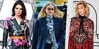 Все были там! Уникальные стили знаменитостей с Недели моды в Нью-Йорке