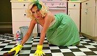 Смертельная чистота: Убираться также вредно для женщин, как выкуривать по 20 сигарет!