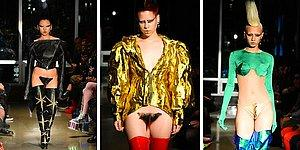 """Высокая мода ниже пояса: на Неделе моды в Нью-Йорке дизайнеры представили лобковые """"парики"""""""