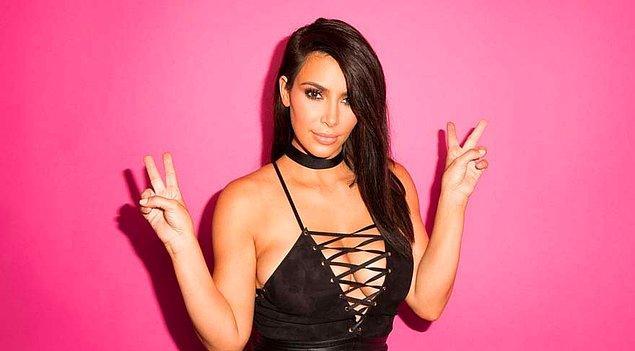 11. Kim Kardashian - Asistan