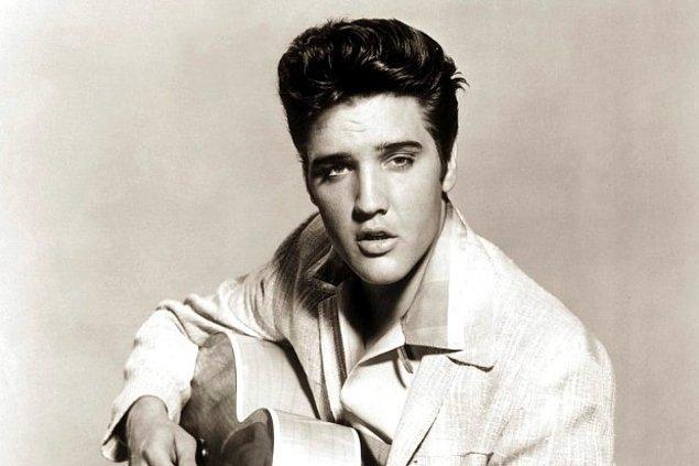 15. Elvis Presley - Kamyon Şoförü