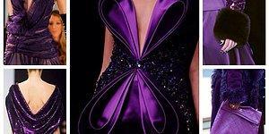 Укрощение фиолетового, или как и с чем сочетать модный цвет