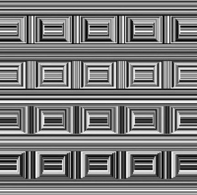 14. Bu görüntü sadece çizgiler ve kutulardan oluşmuyor. Orada 16 tane daire de var: