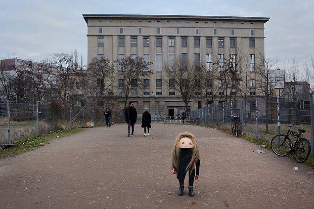 Berlin; Berghain'de Sıra Olmadan