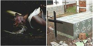 Шокирующий случай в Бразилии: женщина 11 дней пыталась выбраться из гроба после того, как ее по ошибке похоронили заживо