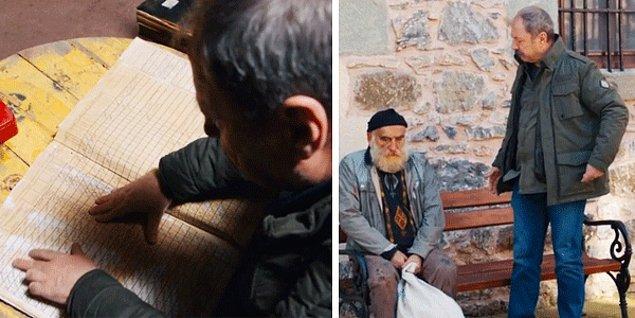 Öte yandan Paşa İdris Baba'ya oğlunu bulacağım diye söz verdi. Çukur'un arşivlerini araştırdı ve şu anda kilisede yatıp kalkan ayyaş bir adama ulaştı. Ama bu adamdan da hiçbir şey çıkmadı.