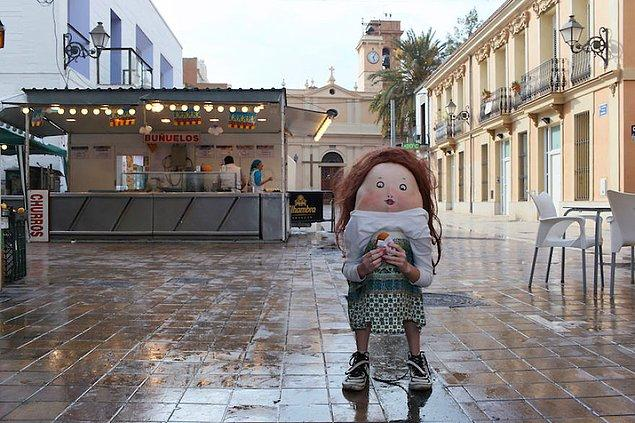 Valencia; Sabahları Mis Gibi Buñuelos Kokusu