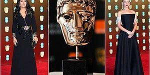 50 оттенков черного: лучшие и худшие образы звезд на церемонии вручения премии BAFTA 2018