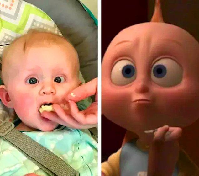 5. Jack - The Incredibles
