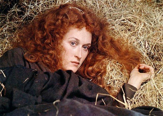 3. 1982'de Fransız Teğmen'in Kadını adlı filmiyle üçüncü kez Oscar'a aday gösterildi ama...