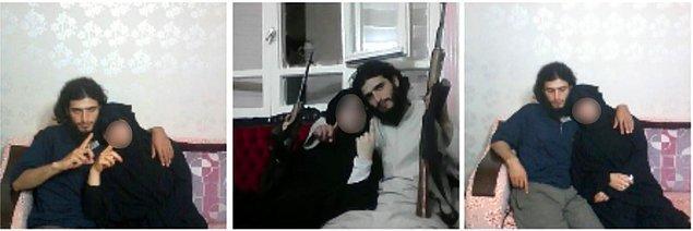 'Eşim IŞİD üyesiydi'