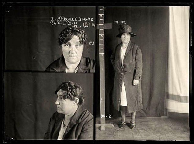 2. Lillian Sproule - Uyuşturucu ticareti