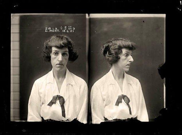4. Dorothy Mort - Cinayet